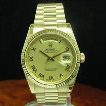 Rolex Day-date 18kt 750 Gold Automatic Herrenuhr / Ref 118238...