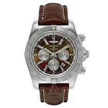 百年靈 (Breitling) Men's Chronomat GMT Watch