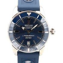 Breitling Superocean Heritage II 42 Date Blue Dial