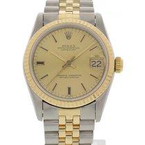 Rolex Midsize Rolex Datejust 18K YG/ SS 68273