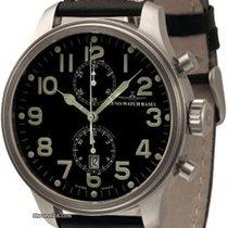 Zeno-Watch Basel OS Pilot Chronograph Bicompax