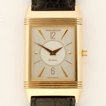 Jaeger-LeCoultre Reverso Art Deco red gold