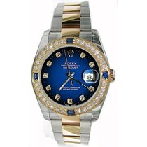 Rolex Datejust Men's Unused Heavy Oyster Band/Flip-Lock...