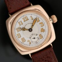 Rolex The first OYSTER CUSHION 9K ROSE SOLID GOLD