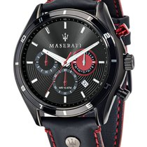 Maserati R8871624002 - SORPASSO - TIME ONLY - MAN - 46X48 mm