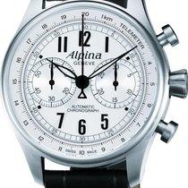 Alpina Geneve Startimer Classics Automatic Chronograph...
