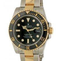 Rolex Submariner 116613ln Steel, Yellow Gold, 40mm