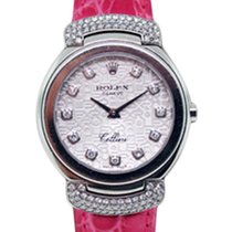 Rolex Cellini 6672 Cellissima 18K  Gold Ladies Watch