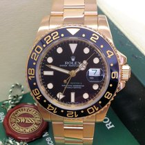 Rolex GMT-Master II 116718LN - Box & Papers 2008