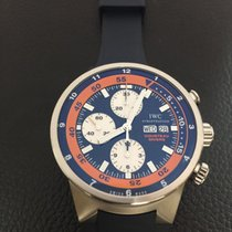 IWC Aquatimer Cousteau Chrono limited edition stainless steel