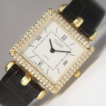Van Cleef & Arpels Classique Damen Uhr Brillant Besatz in...