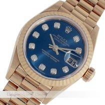 Rolex Datejust Gelbgold 26mm. 79078
