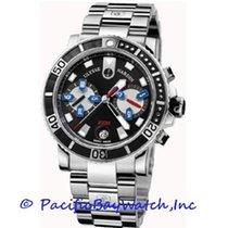 Ulysse Nardin Maxi Marine Diver Chronograph 8003-102-7/92