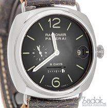 Panerai Radiomir 8 Days PAM00268 45mm Manual Winding Watch Steel
