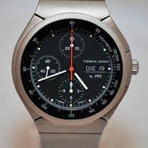 IWC Porsche Design  Chronograph  Ref. 3704
