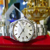 Rolex Oyster Date Precision 6694 Stainless Steel Watch Circa 1970