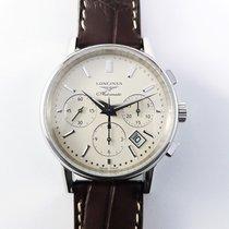 Longines Column-Wheel Chronograph L2.733.4.72.2
