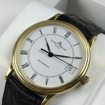 Baume & Mercier Classic, 18 kt solid gold automatic, ref.:...