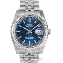 ロレックス (Rolex) Datejust Blue Dial - 116234