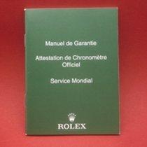 Rolex Garantie-Übersetzung in 16 Sprachen