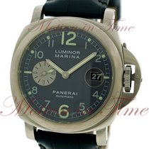 Panerai Luminor Marina Automatic 44mm, Anthracite Dial,...