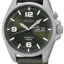 Seiko Kinetic SMY141P1 Uhr Mit Kinetikuhrwerk