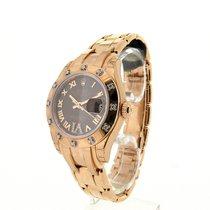 Rolex Datejust Pearlmaster 80315 Choco VI incl. 19% MwSt. / VAT