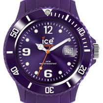 Ice Watch Ice-Winter Sili Collection Silicone Grape Mens Watch...