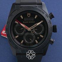 Tudor Fastrider Black Shield Chronograph 42000CN