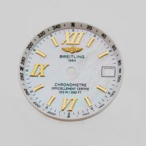 Breitling Windrider Lady und  B-Class  Zifferblatt  A67365 -...