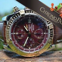 Breitling 44.5mm  Chronomat Evolution Rosègold / Stahl von...