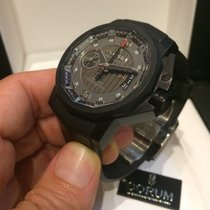 Corum Admirals cup seafender chrono centro 44mm ,full set