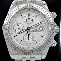 Breitling Windrider Chronomat Chronograph Evolution Stainless...