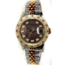 Rolex Datejust Lady's Steel and Gold Jubilee Band Model...