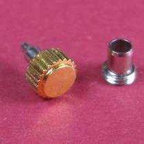 Wasserdichte vergoldete Krone mit Tubus Durchmesser: 4,50mm