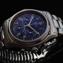 Ebel Stainless Steel 1911 Chronograph