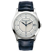 Patek Philippe 5296G  White Gold Men Calatrava 38mm [NEW]