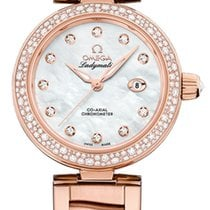 Omega De Ville Ladymatic 34mm Ladies 42565342055010