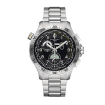 Hamilton Khaki Aviation Worldtimer H76714135