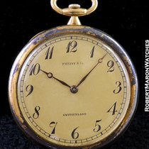 Tiffany Vintage 18k Pocket Watch