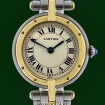 Καρτιέρ (Cartier) Panthere Lady Roman Dial 18k Gold Steel...