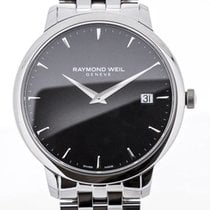 Raymond Weil Toccata 42 Stainless Steel Black Dial