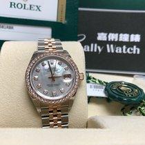 Rolex New 2017 28mm Datejust 279381 NG MOP Diamond 珍珠貝殼鑽石