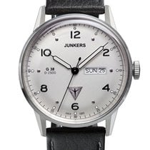 Junkers G38 6944-1 Day-Date Quarz 10 ATM 42 mm