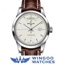 Breitling TRANSOCEAN DAY & DATE Ref. A4531012/G751/739P/A