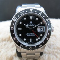 Rolex GMT MASTER 2 16710 Black Bezel