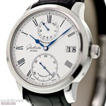 Glashütte Original Senator Chronometer Ref-158-01-01-04-04 18k...