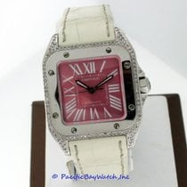 Cartier Santos 100 Mid-Size W20133X8 Pre-owned