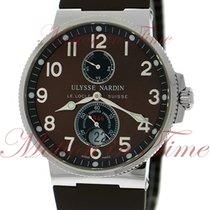 Ulysse Nardin Maxi Marine Chronometer, Brown Havana Dial -...
