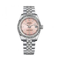 Rolex Lady-Datejust 31 White Gold & Stainless Steel Watch